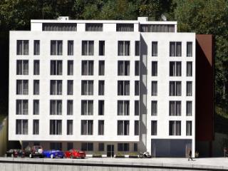 Продажа квартир: 1-комнатная квартира в новостройке, Краснодарский край, Сочи, Ударная ул., фото 1