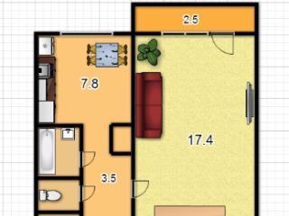 Продажа квартир: 1-комнатная квартира, Санкт-Петербург, Большая Пороховская ул., 37к1, фото 1