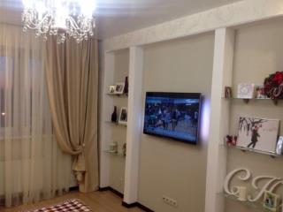 Продажа квартир: 1-комнатная квартира, Московская область, Долгопрудный, мкр. Павельцево, Набережная ул., фото 1