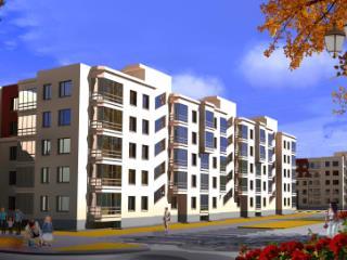Продажа квартир: 2-комнатная квартира в новостройке, Санкт-Петербург, Петергоф, Ропшинское ш., участок №14к2.5, фото 1