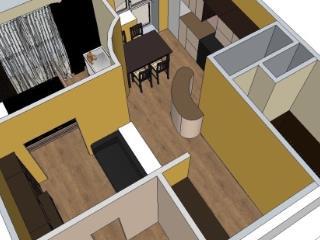 Продажа квартир: 1-комнатная квартира, Московская область, Красногорск, Спасская ул., фото 1