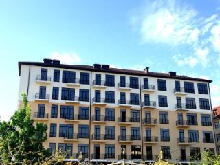 Продажа квартир: 1-комнатная квартира, Краснодарский край, Сочи, ул. Фадеева, 10, фото 1