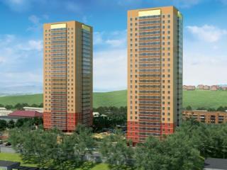 Продажа квартир: 1-комнатная квартира в новостройке, Красноярск, ул. Калинина, 35А, фото 1