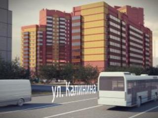 Продажа квартир: 3-комнатная квартира, Красноярск, ул. Калинина, 46, фото 1