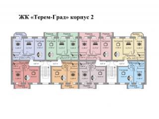 Продажа квартир: 1-комнатная квартира, Краснодарский край, Горячий Ключ, п. Октябрьский, ул. Мира, 133, фото 1