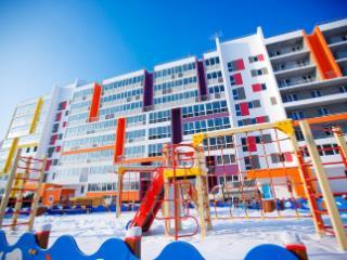 Продажа квартир: квартира в новостройке, Тюменская область, Тюмень, ул. Голышева, 5к1, фото 1