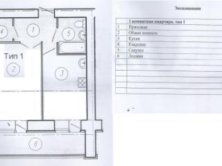 Продажа квартир: 1-комнатная квартира, Иваново, ул. Кузнецова, 8, фото 1