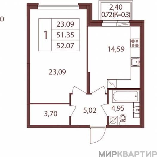 Продам квартиру Санкт-Петербург, Московский пр-кт, 139