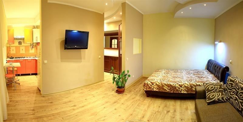 Аренда квартир: 1-комнатная квартира, Москва, Василисы Кожиной ул., 16к3, фото 1
