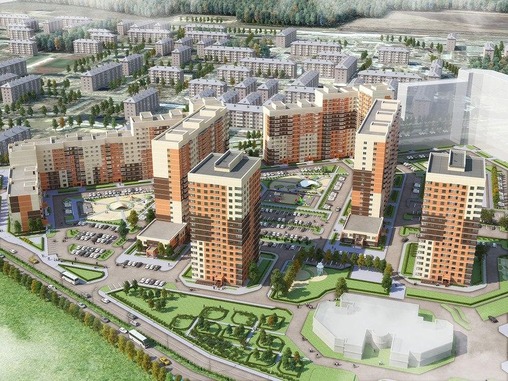 Продажа квартир: 1-комнатная квартира в новостройке, Московская область, Железнодорожный, мкр. мкр.Саввино, 1, фото 1
