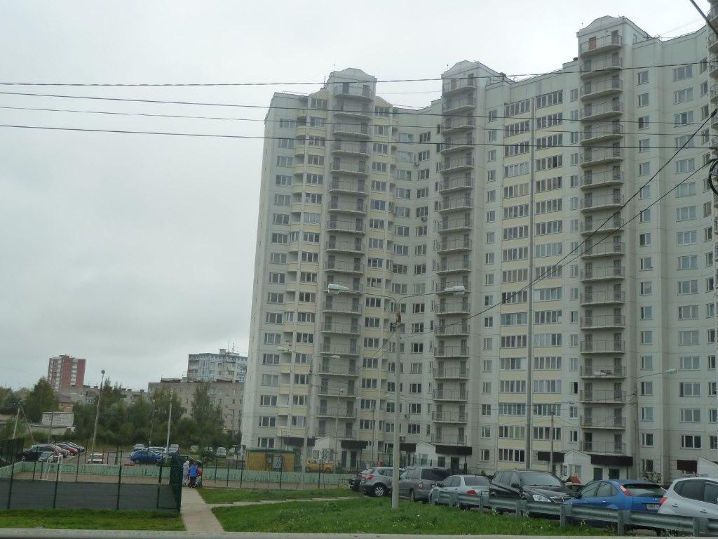 Квартира в новостройке г. Лобня, ул. Чайковского, д. 25, Московская область, Лобня, ул. Чайковского - 1