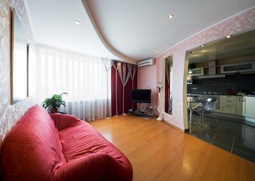 Аренда квартир: 3-комнатная квартира, Москва, ул. Академика Анохина, 9, фото 1
