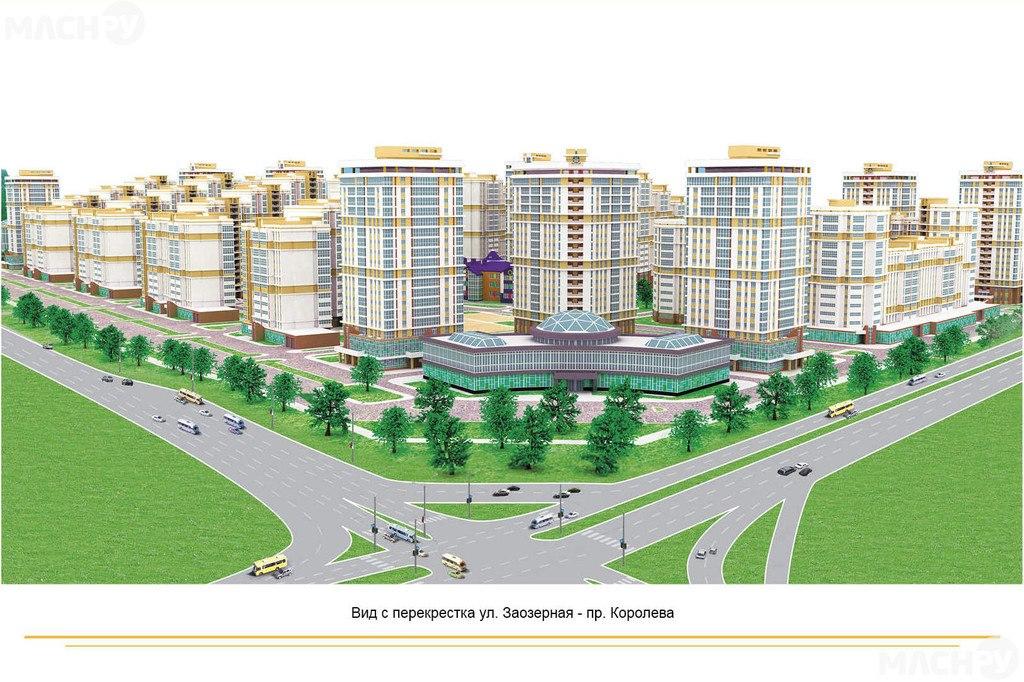 Квартира в новостройке Омск, пр-кт Королева - 1