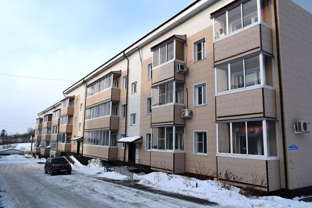 Продажа квартир: 1-комнатная квартира, Хабаровск, ул. Моряков Амурцев, 31, фото 1