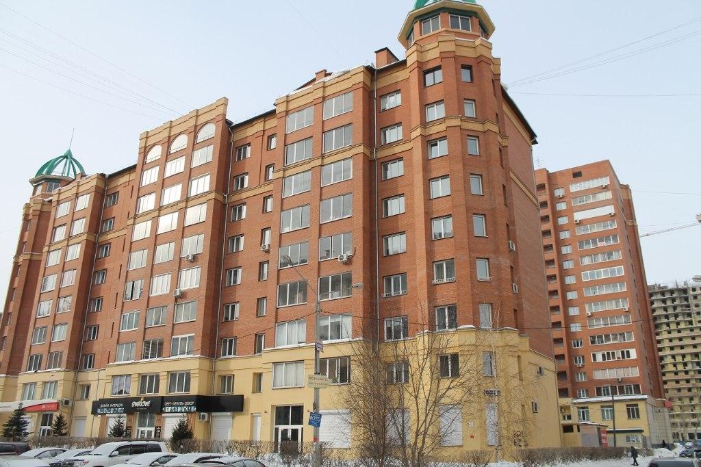 Продажа квартир: 1-комнатная квартира, Красноярск, ул. Алексеева, 107, фото 1