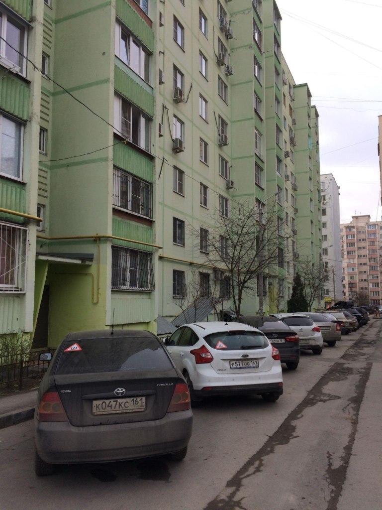 Продажа квартир: 3-комнатная квартира, Ростов-на-Дону, Извилистая ул., 8а, фото 1