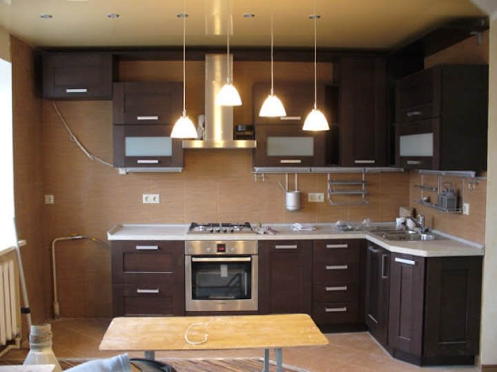 Кухня ремонт дизайн фото