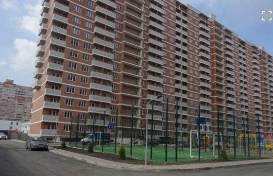 Продажа квартир: 1-комнатная квартира, Краснодар, ул. Петра Метальникова, 3, фото 1