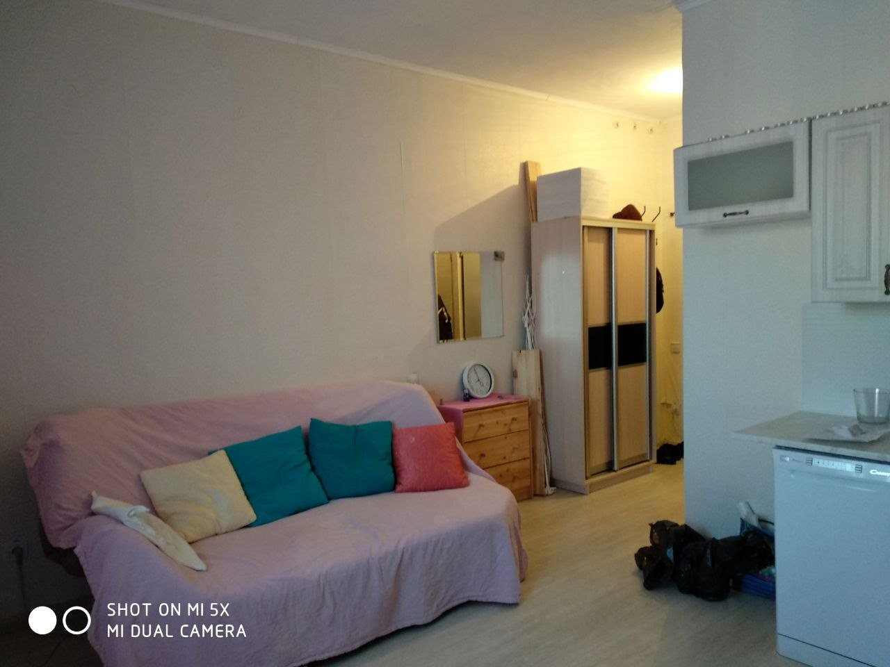 Продажа квартир: 1-комнатная квартира, Новосибирск, ул. Твардовского, фото 1