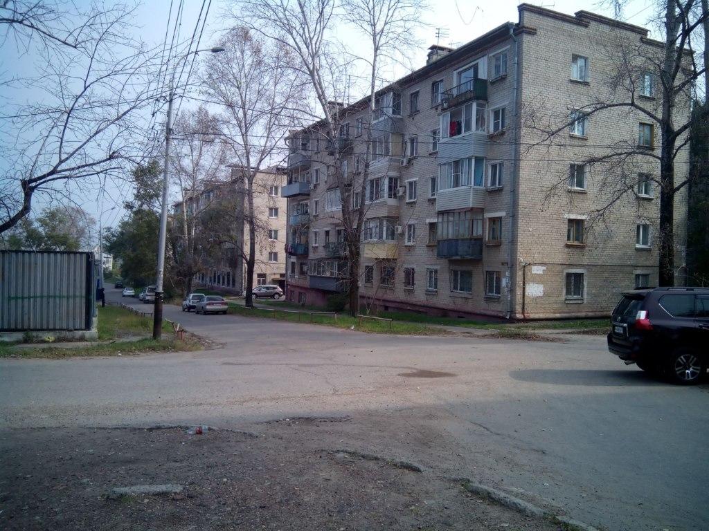 Фотографии двухкомнатной квартиры на продажу в Хабаровске по адресу Зои Космодемьянской ул., 30 - МИР КВАРТИР