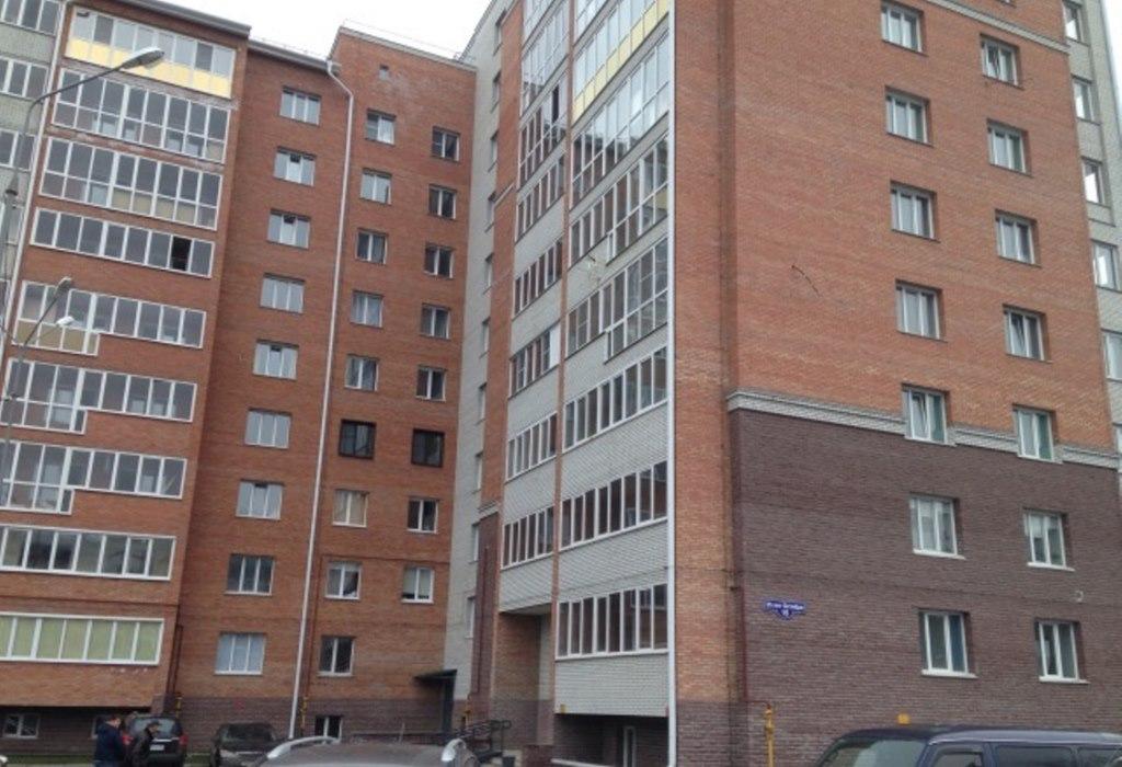 Квартира в новостройке Омск, ул. 25 лет Октября - 1