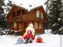 Аренда домов на Новый год подешевела по России на3,5%
