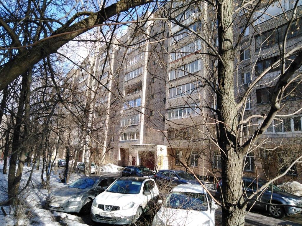 Продается двухкомнатная квартира за 5 400 000 рублей. Московская обл, г Мытищи, Олимпийский пр-кт, д 15 к 13.