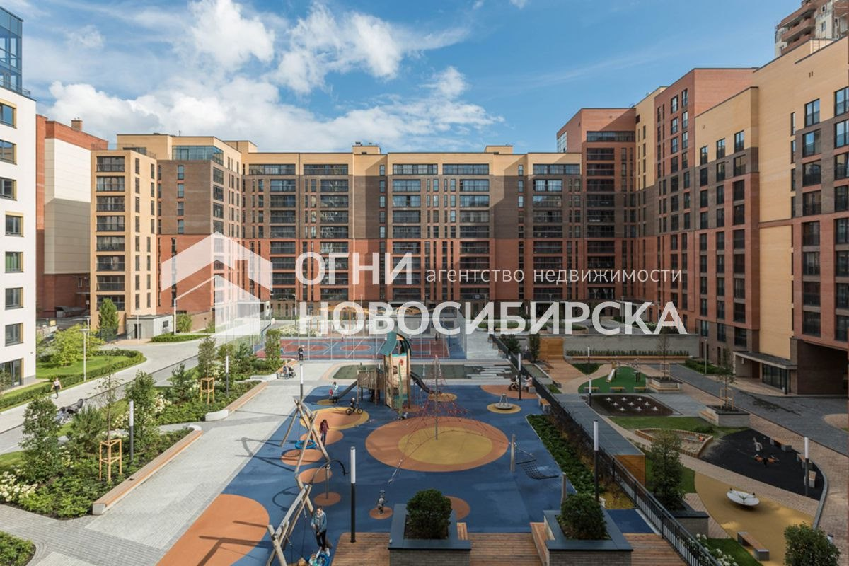квартиры в Новосибирске