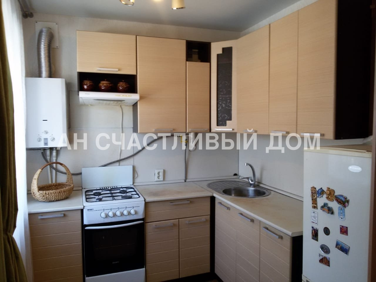 Продается однокомнатная квартира за 2 890 000 рублей. г Казань, ул Исаева, д 14.