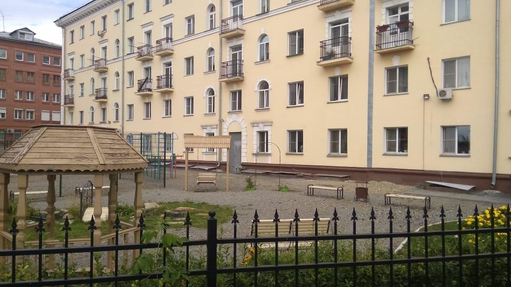двухкомнатные квартиры в Новосибирске