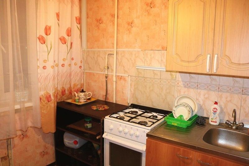 Продается однокомнатная квартира за 1 350 000 рублей. Московская обл, г Егорьевск, мкр 2-й.