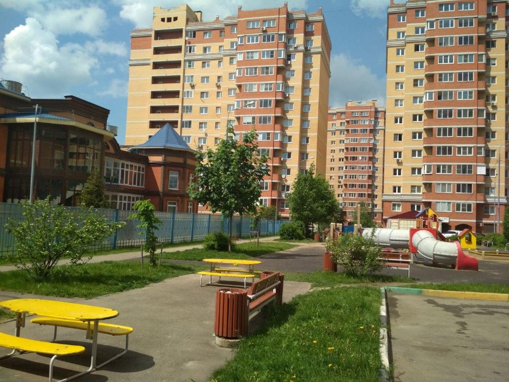 микрорайон новая деревня в пушкино фото заказчики сами