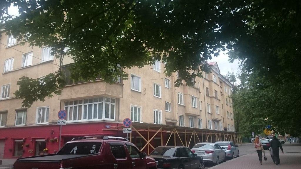 Продается четырехкомнатная квартира за 7 750 000 рублей. обл Калининградская, г Калининград, ул Грекова.