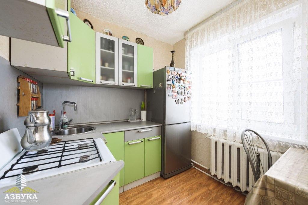 Продается однокомнатная квартира за 1 950 000 рублей. Московская обл, г Серпухов, ул Советская, д 104А.